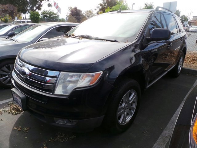 2008 Ford Edge SEL BlueTan V6 35L Automatic 179882 miles KBBcom Brand Image Awards 1 089