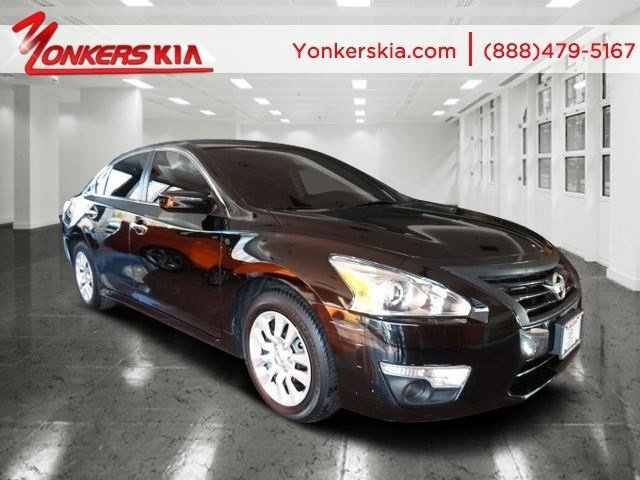 2013 Nissan Altima 25 Super BlackCharcoal V4 25L Automatic 26566 miles Yonkers Kia is the la