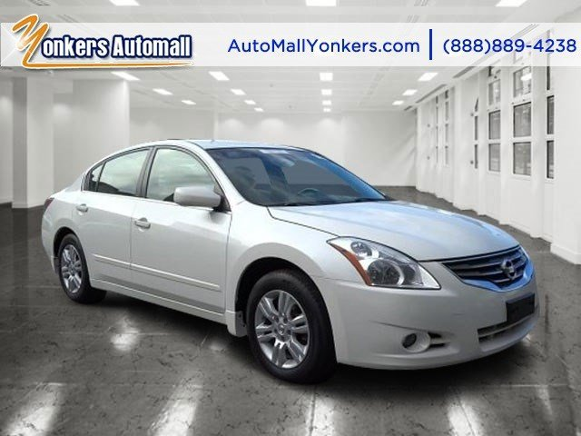 2012 Nissan Altima 25 S Winter Frost PearlGray V4 25L Automatic 48638 miles  K04 VALUE PKG