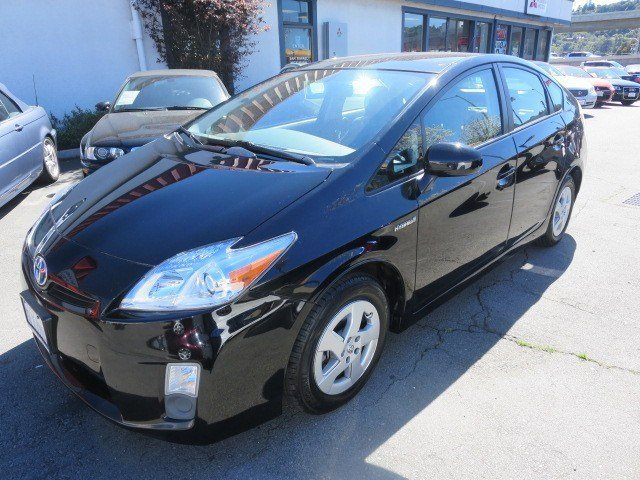 2010 Toyota Prius IV BlackDark Gray V4 18L Automatic 83935 miles NEW ARRIVAL WARRANTY REMAINI