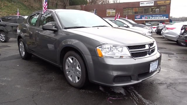 2012 Dodge Avenger SE GrayBlack Interior V4 24L Automatic 44746 miles Clean carfax Perfect d