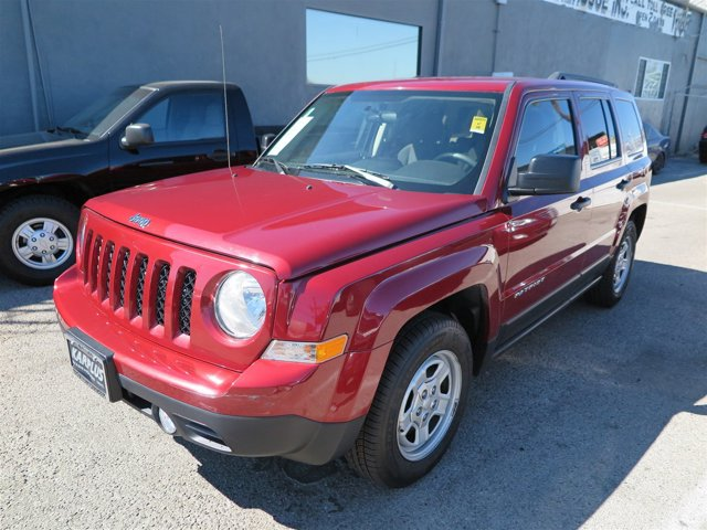 2014 Jeep Patriot Sport Deep Cherry Red Crystal Pearlcoat V4 24 L Automatic 21746 miles Choos