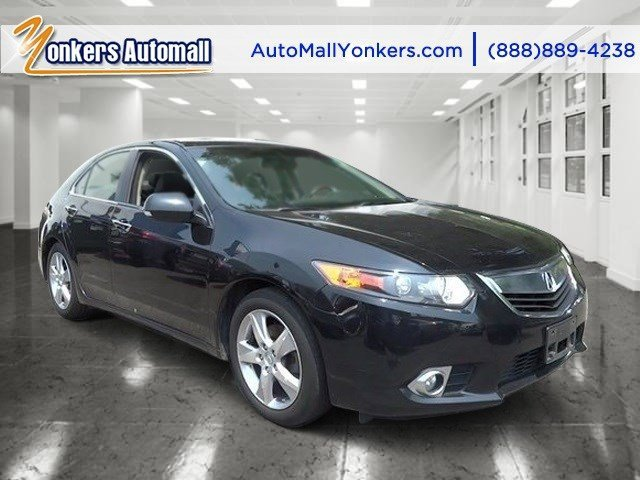 2012 Acura TSX Tech Pkg Crystal Black PearlEbony V4 24L Automatic 38743 miles 1 owner clean