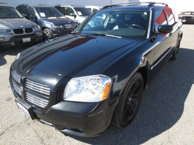 2005 Dodge Magnum RT Wagon Brilliant BlackSlateGraystone V8 57L Automatic 92674 miles Local T