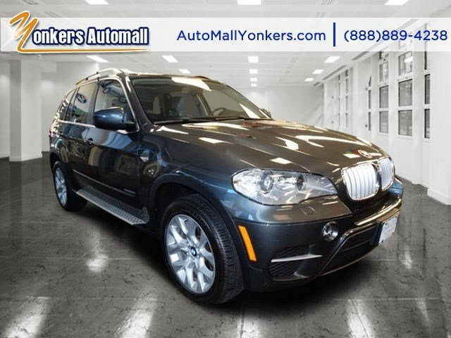 2013 BMW X5 xDrive35i Jet BlackBlack V6 30L Automatic 46625 miles Navigation Surround monit
