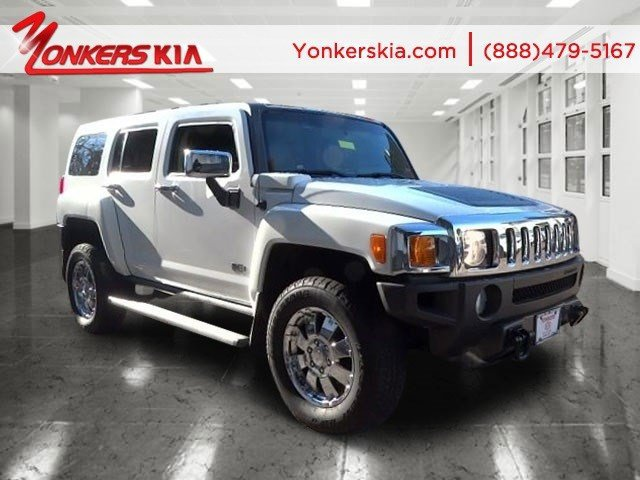 2010 HUMMER H3 SUV Luxury Birch WhiteLight Cashmere V5 37L Automatic 32525 miles Hummer H3 lux