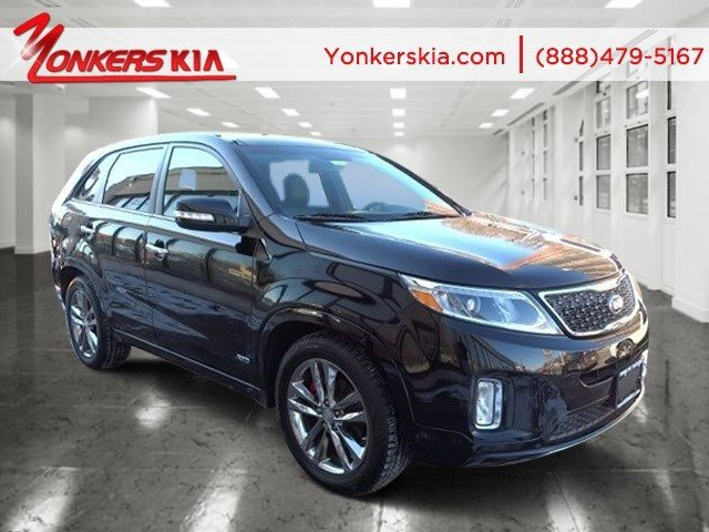 2014 Kia Sorento SX Limited Ebony BlackBlack V6 33 L Automatic 11553 miles 1 owner clean carf