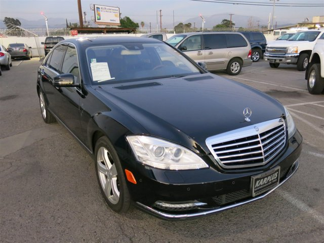 2011 Mercedes S-Class S550 Black V8 55L Automatic 107657 miles Choose from our wide range of