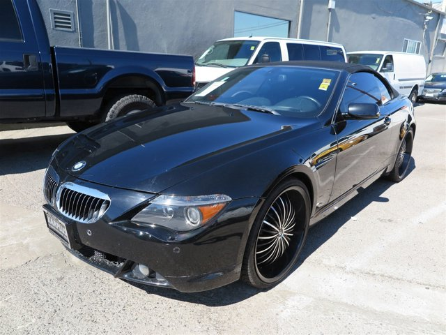 2006 BMW 6 Series 650Ci Jet BlackBlack V8 48L Automatic 99490 miles Choose from our wide rang