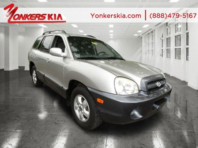 2006 Hyundai Santa Fe GLS PewterGray V6 35L Automatic 84789 miles Yonkers Kia is the largest