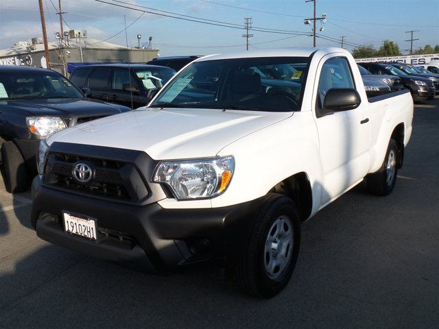 2013 Toyota Tacoma Super WhiteWHITE V4 27L Manual 85982 miles Choose from our wide range of o