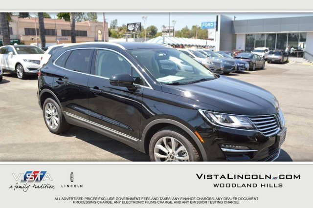 2016 Lincoln MKC Select G1 Black Velvet25 Wht Sands E V4 20 L Automatic 226 miles NEW 2016 LU