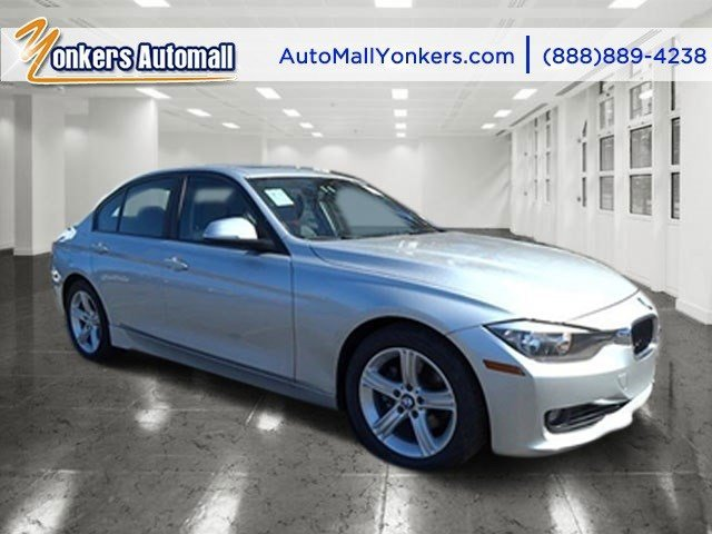2013 BMW 3 Series 328i Orion Silver MetallicBlack V4 20L Automatic 35710 miles Navigation Y