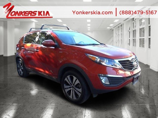 2013 Kia Sportage EX Sand TrackBlack V4 24L Automatic 30886 miles Yonkers Kia is the largest