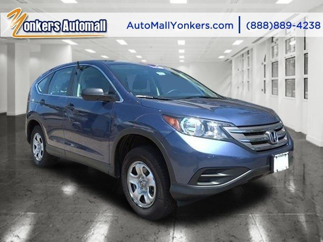 2014 Honda CR-V LX Twilight Blue MetallicGray V4 24 L Automatic 23544 miles 1 owner clean ca