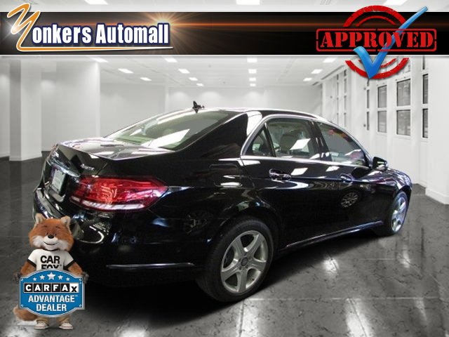 2014 Mercedes E-Class E 350 Luxury BlackSilk BeigeEspresso Brown V6 35 L Automatic 45628 mile
