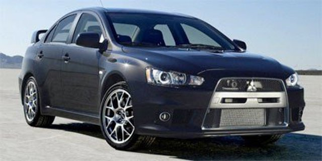 2013 Mitsubishi Lancer Evolution MR Wicked WhiteBlack V4 20L Automatic 5 miles New 2013 Lancer