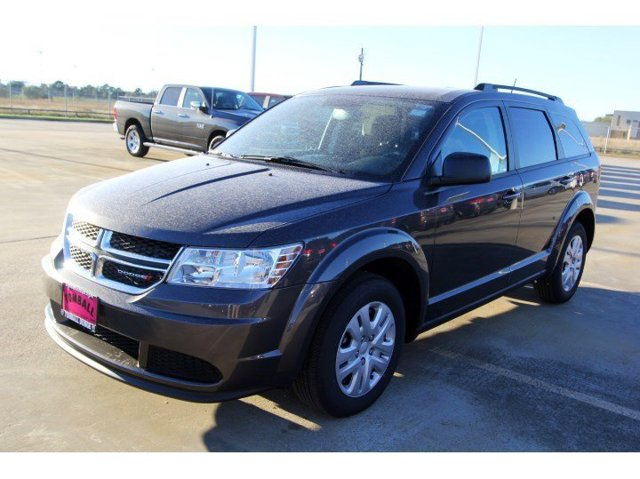 2017 Dodge Journey SE Granite PearlcoatBlack V4 24 L Automatic 254 miles  UCONNECT VOICE COMM