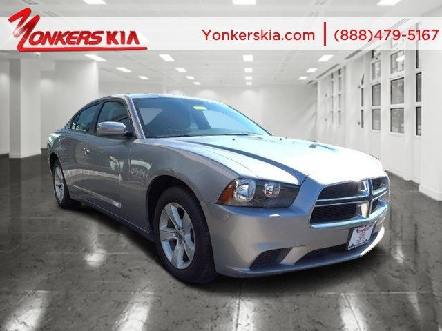 2014 Dodge Charger SE Billet Silver Metallic ClearcoatBlack V6 36 L Automatic 40346 miles Blu