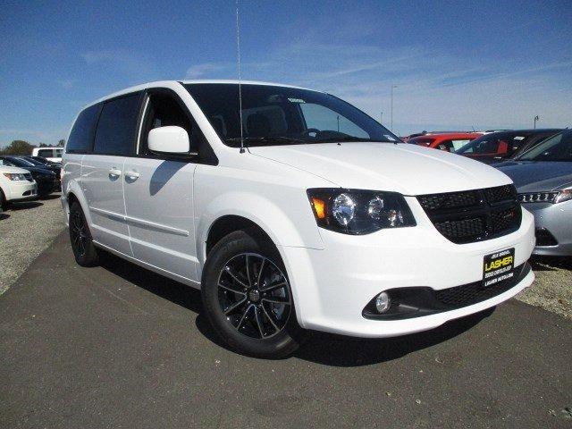 2017 Dodge Grand Caravan SXT White Knuckle ClearcoatBlack V6 36 L Automatic 10 miles  QUICK O