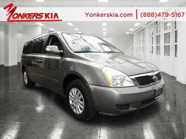 2012 Kia Sedona LX PlatinumGray V6 35L Automatic 84160 miles Yonkers Kia is the largest volum