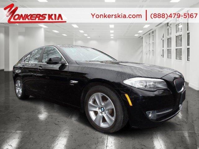2012 BMW 5 Series 528i xDrive Jet BlackBlack V4 20L Automatic 48181 miles Navigation AWD