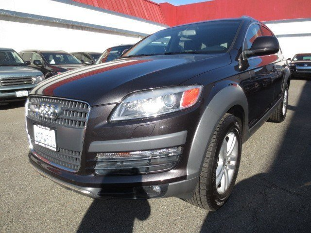 2007 Audi Q7 Condor Gray MetallicBlack V8 42L Automatic 58781 miles LOW MILES NEW ARRIVAL Th