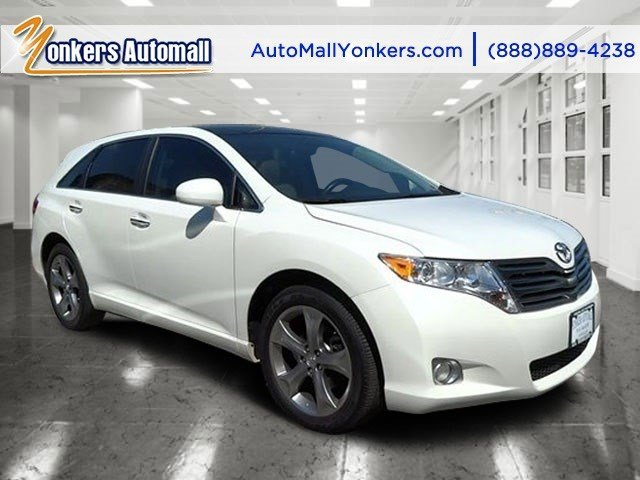2012 Toyota Venza Limited Blizzard PearlIvory V6 35L Automatic 28480 miles Navigation Yonke