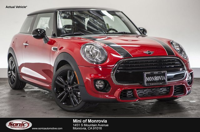 2016 MINI Cooper Hardtop 2dr HB Chili RedCarbon Black V3 15 L Automatic 0 miles  Turbocharged