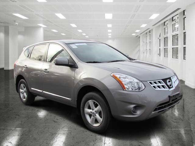 2013 Nissan Rogue S Frosted SteelBlack V4 25L Automatic 35315 miles AWD REAR CAMERA MASSIV