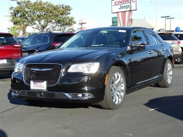 2015 Chrysler 300 300C  V8 57 L Automatic 0 miles Climb inside the 2015 Chrysler 300C A spor