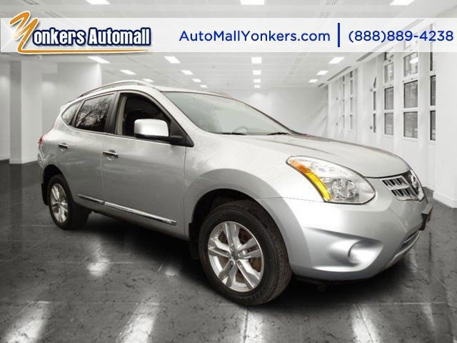2012 Nissan Rogue SV Brilliant SilverBlack V4 25L Variable 40350 miles Yonkers Auto Mall is t