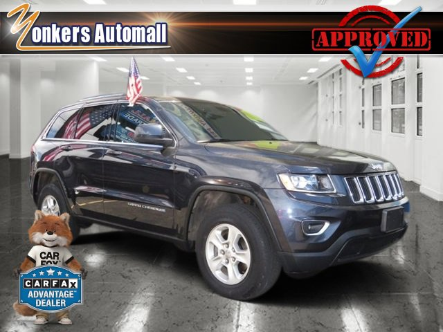 2014 Jeep Grand Cherokee Laredo BlueBlack V6 36 L Automatic 31933 miles Boasting superb craft