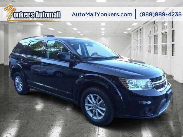 2015 Dodge Journey SXT Pitch Black ClearcoatBlack V6 36 L Automatic 35561 miles AWD Racy ye