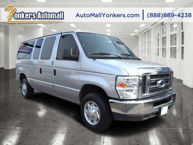 2012 Ford Econoline Wagon XLT Ingot Silver MetallicMedium Flint V8 54L Automatic 56168 miles