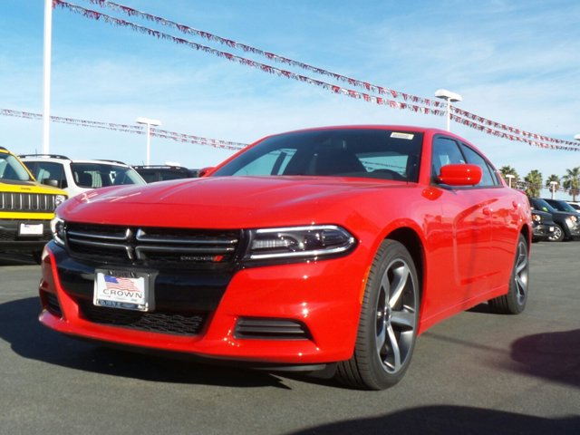 2017 Dodge Charger SE Torred ClearcoatBlack V6 36 L Automatic 0 miles  TORRED CLEARCOAT  MAN
