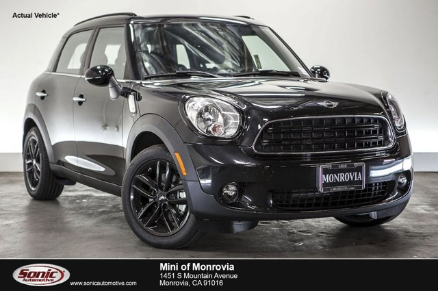 2016 MINI Cooper Countryman FWD 4dr  V4 16 L Automatic 0 miles  Front Wheel Drive  Power Ste