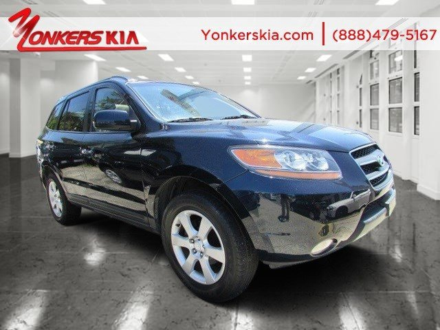 2009 Hyundai Santa Fe Limited Slate BlueBeige V6 33L Automatic 44168 miles Solid and stately