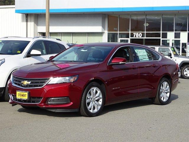 2017 Chevrolet Impala LT Siren Red TintcoatJet Black V6 36L Automatic 0 miles  CONVENIENCE PA