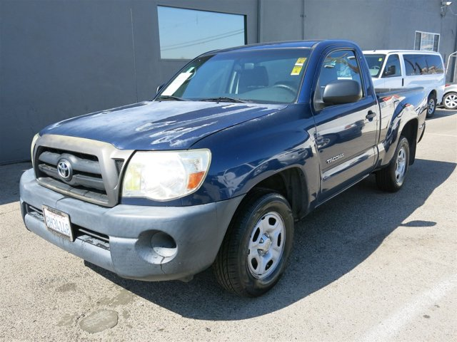 2007 Toyota Tacoma Indigo Ink PearlBLUE V4 27L Manual 115556 miles Choose from our wide range
