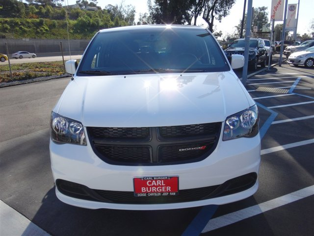 2017 Dodge Grand Caravan C BRIGHT WHITE CL V6 36 L Automatic 2 miles 30 years ago Dodge inven