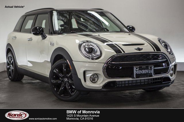 2016 MINI Cooper Clubman S Pepper White V4 20 L Automatic 0 miles  Turbocharged  Front Wheel