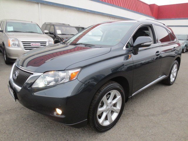 2010 Lexus RX 350 Smoky Granite MicaBlack V6 35L Automatic 54345 miles NEW ARRIVAL This2010 L