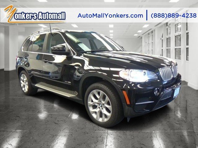 2013 BMW X5 xDrive35i Premium Jet BlackBlack V6 30L Automatic 45467 miles  Alloy Wheels  Blu