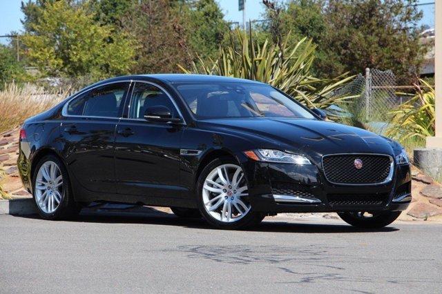 2016 Jaguar XF 35t Prestige ULTIMATE BLACKJet V6 30 L Automatic 10 miles KBBcom Brand Image