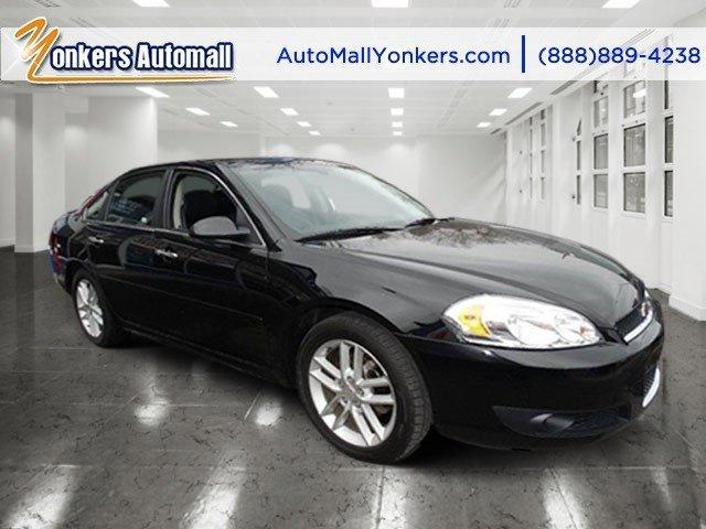 2013 Chevrolet Impala LTZ BlackEbony V6 36L Automatic 45959 miles Clean carfax Yonkers Auto