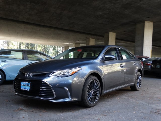 2016 Toyota Avalon Touring Magnetic Gray Metallic V6 35 L Automatic 0 miles  Front Wheel Driv