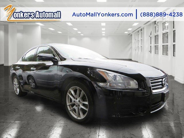 2013 Nissan Maxima 35 S Super BlackCharcoal V6 35L Automatic 33586 miles 1 Owner clean carfa