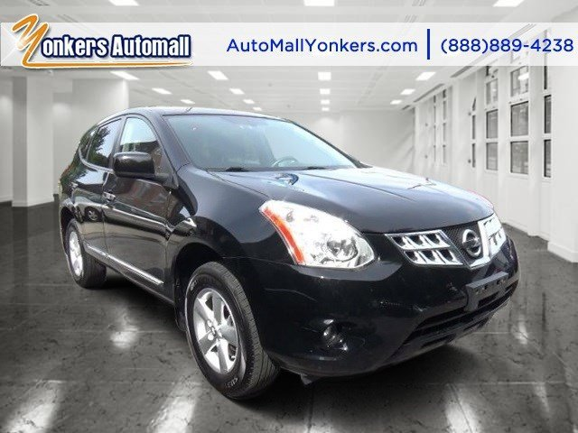 2013 Nissan Rogue SV Super BlackBlack V4 25L Automatic 44815 miles Clean Carfax 1 Owner This