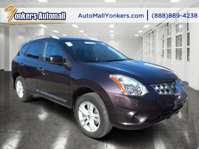 2012 Nissan Rogue SV Black AmethystGray V4 25L Automatic 30952 miles Navigation NAV 1 own